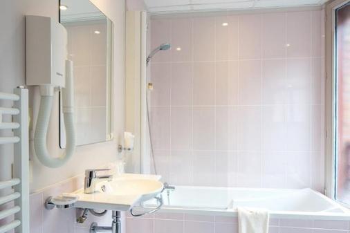 威爾遜白熊酒店 - 土魯斯 - 圖盧茲 - 浴室