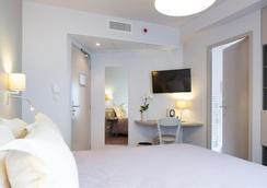 威爾遜白熊酒店 - 土魯斯 - 圖盧茲 - 臥室