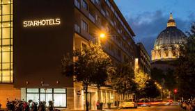 星飯店 - 羅馬米開朗基羅 - 羅馬 - 建築