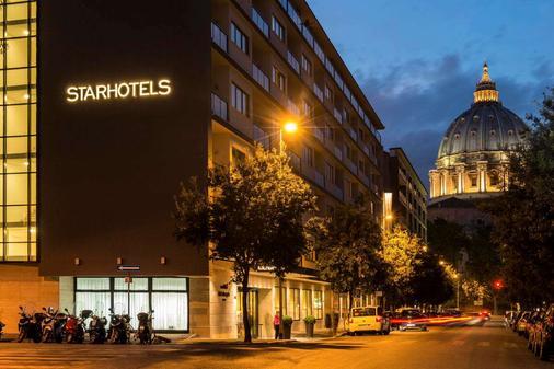 米開朗基羅星際酒店 - 羅馬 - 羅馬 - 建築
