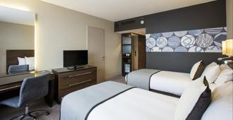 Crowne Plaza Glasgow - Glasgow - Bedroom