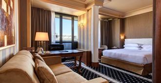 Hotel Capitol - מילאנו - חדר שינה