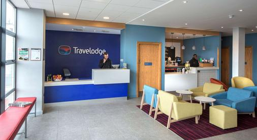Travelodge Galway - Galway - Vastaanotto