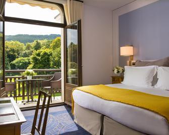 Hôtel Royal - Évian-les-Bains - Schlafzimmer