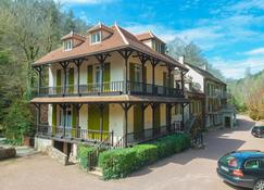 Hostellerie du Moulin des Ruats - Avallon - Bâtiment
