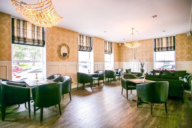 OYO Gin House Hotel - Greenock - Lounge
