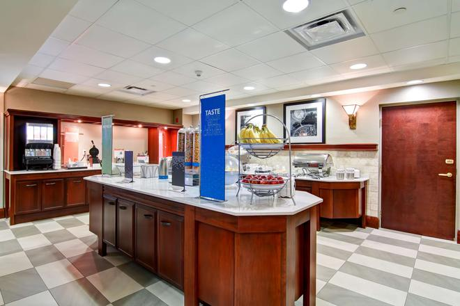 Hampton Inn & Suites by Hilton Guelph - Guelph - Buffet