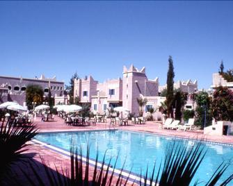 Hotel Palmeraie - Ouarzazate - Pool