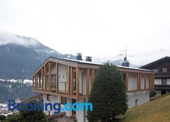 Residence Larciunei - Ortisei - Edifício