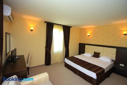 錫耶納豪斯酒店 - 索佐波爾 - 臥室