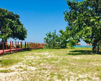 Tararaco - Sta Lucía - Playa Santa Lucía - Outdoor view