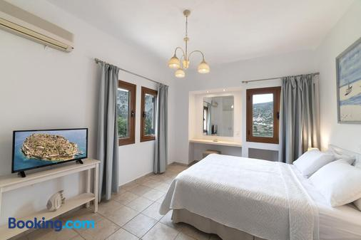Elounda Heights - Adults Only - Agios Nikolaos - Phòng ngủ