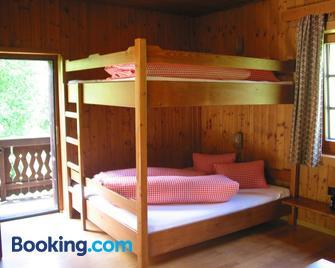 Ferienhaus Wassermühle - Maria Luggau - Schlafzimmer