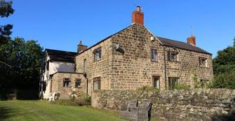 Grange Farm Bed & Breakfast - Belper - Building