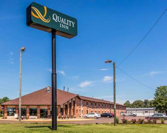 Quality Inn - Batesville - Gebouw