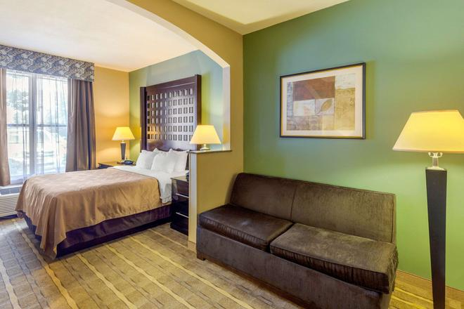 Quality Suites Sherman - Sherman - Bedroom