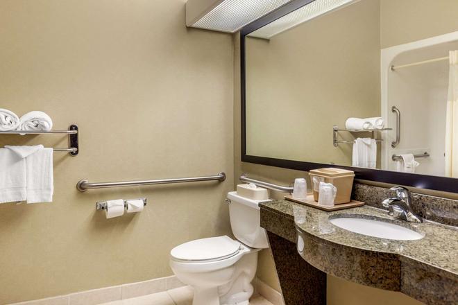 Quality Suites Sherman - Sherman - Bathroom