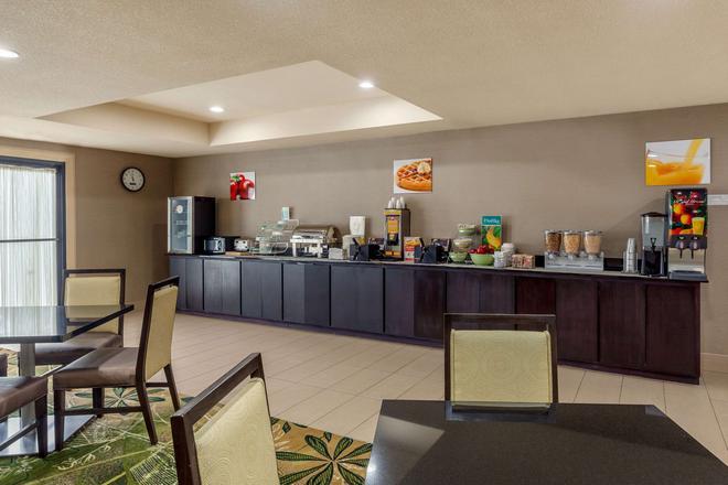 Quality Suites Sherman - Sherman - Buffet