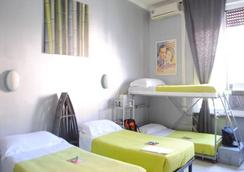 Ciak Hostel - Rome - Bedroom