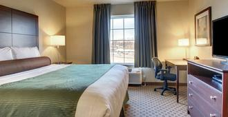 Cobblestone Hotel & Suites - Harborcreek - Erie - Bedroom