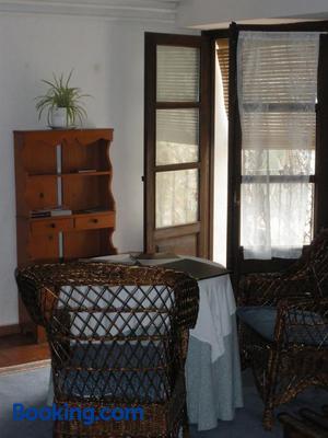 Rusticae Hotel Posada San José - Cuenca - Living room