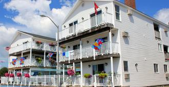 Atlantic Motel - Hampton - Edificio