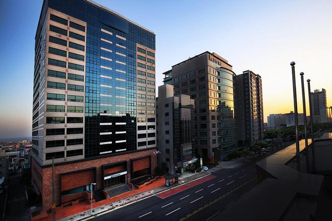 最佳西方濟州飯店 - 濟州 - 建築