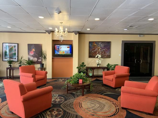OYO Hotel Memphis Oakville - Memphis - Lounge