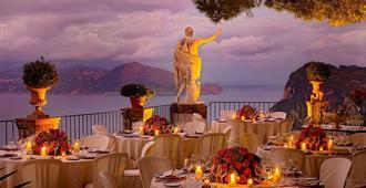 Caesar Augustus, Relais & Chateaux Hotel - Anacapri - Sala de banquetes