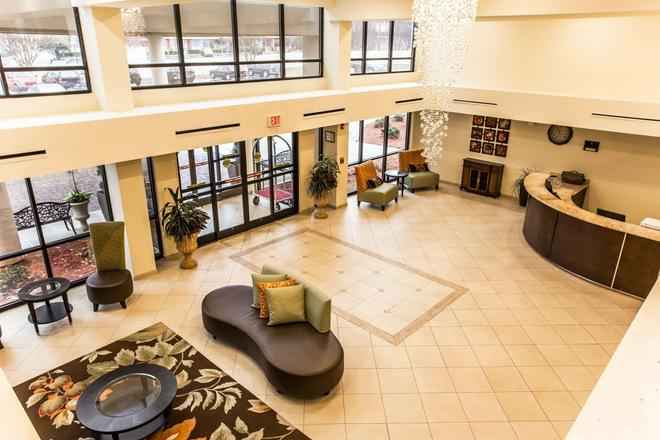 Clarion Hotel Airport & Conference Center - Charlotte - Lobby