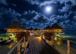 Intercontinental Hotels Le Moana Bora Bora - Vaitape - Buiten zicht