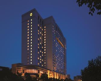 Shangri-La Hotel, Wuhan - Wuhan - Building