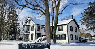 Woodbourne Inn - ניאגרה און-דה-לייק - בניין