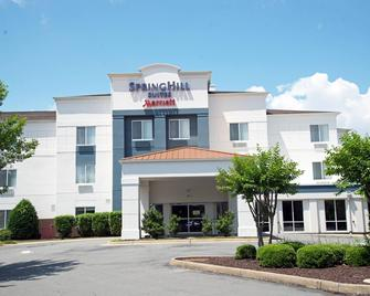 SpringHill Suites by Marriott Little Rock West - Little Rock - Building