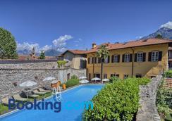 Villa Vinicia - Domaso - Pool