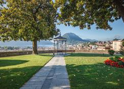Villa Sassa Hotel, Residence & Spa - Lugano - Vista del exterior