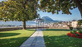 Villa Sassa Hotel, Residence & Spa - Lugano - Cảnh ngoài trời
