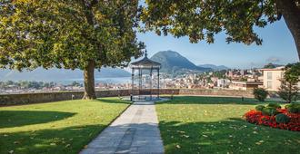 Villa Sassa Hotel, Residence & Spa - Lugano - Outdoors view