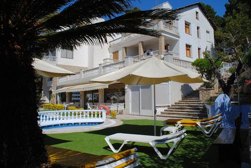 Hotel Bonsol - Lloret de Mar - Outdoor view