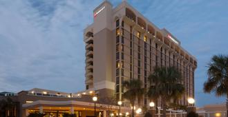 Charleston Marriott - Charleston - Rakennus