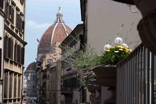 Balcony - Florence - Outdoor view