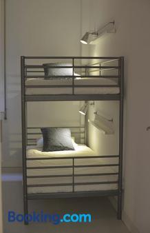 Woohoo Hostal Madrid - Madrid - Bedroom