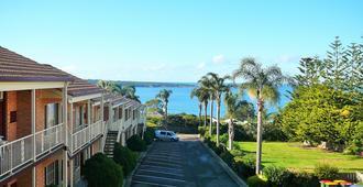 Twofold Bay Motor Inn - Eden - Vista del exterior