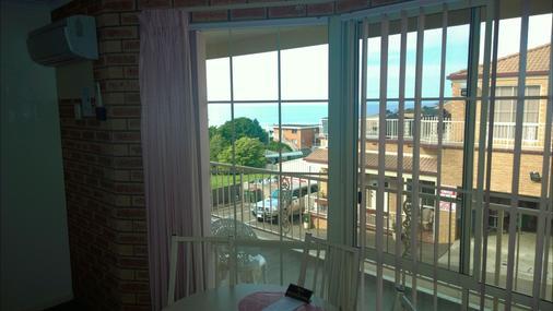 Twofold Bay Motor Inn - Eden - Balkon