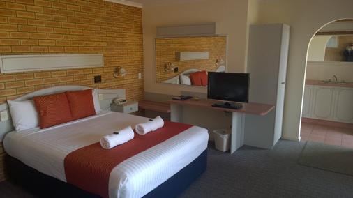 Twofold Bay Motor Inn - Eden - Schlafzimmer