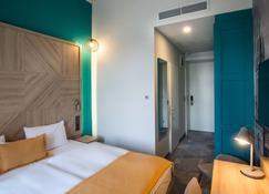 T62 Hotel - Будапешт - Спальня