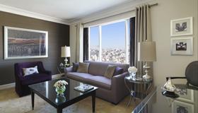 Four Seasons Hotel Amman - Amman - Living room