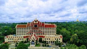 Rose Garden Hotel - Yangon - Building