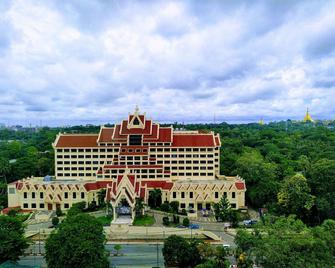 Rose Garden Hotel - Rangun - Gebäude