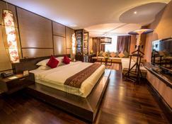 Rose Garden Hotel - Yangon - Κρεβατοκάμαρα